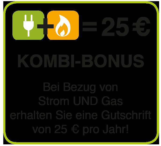 25 Euro Bonus